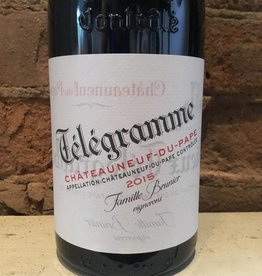 2015 Telegramme Chateauneuf-du-Pape,750ml