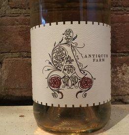 """2017 Antiquum Farm """"Aurosa"""" Pinot Gris Rose, 750ml"""