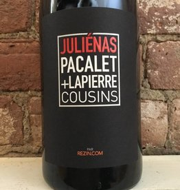 "2017 Pacalet and Lapierre Julienas ""Cuvee Cousins"",750ml"