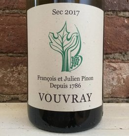 2017 Francois Pinon Vouvray Sec, 750ml