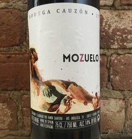 2017 Cauzon Mozuelo, 750ml