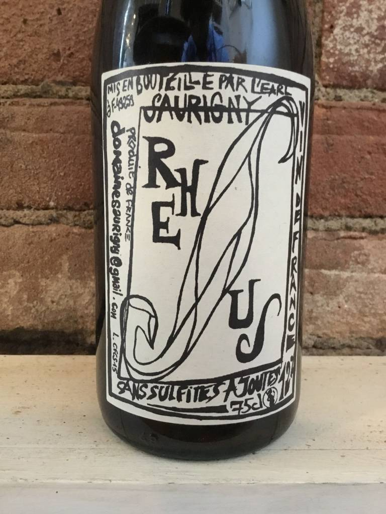 "2015 Jerome Saurigny ""Rhesus"" VDF Red, 750ml"