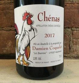 2017 Damien Coquelet Chenas,750ml