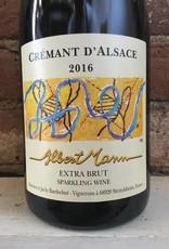 2016 Albert Mann Cremant D'Alsace,750ml