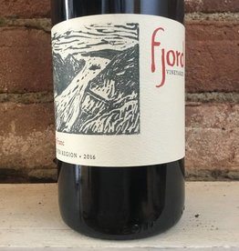 2016 Fjord Vineyards Cabernet Franc Sans Sourfre, 750ml