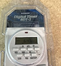 Grow room timer indo outdo grow blueprint controllers blueprint controllers digital timer 120v bdt 2 malvernweather Images
