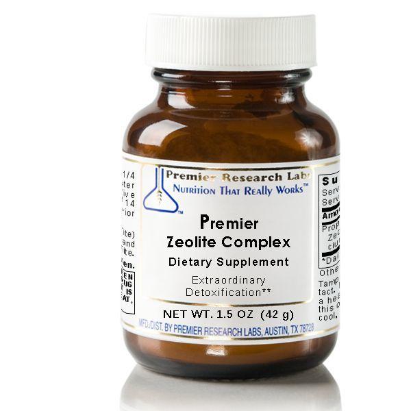 Zeolite Complex BINDER - 1.5oz