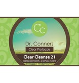 Conners Originals Clear Cleanse- 21 day kit