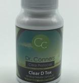 Conners Originals Clear D Tox- 90 caps