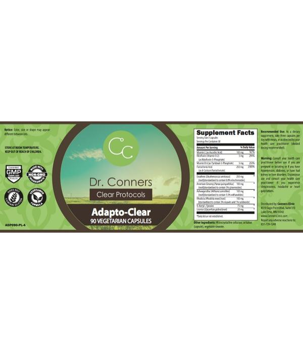 Conners Originals Clear Protocol #2 (60-day Supply)