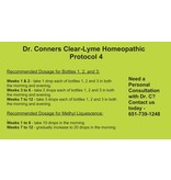 Conners Originals Clear Protocol #4 (60 to 120-Day Supply)