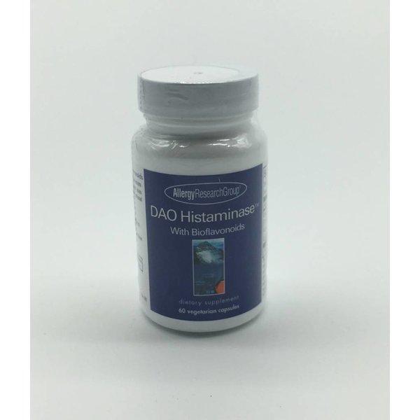 DAO Histaminase- 60 caps