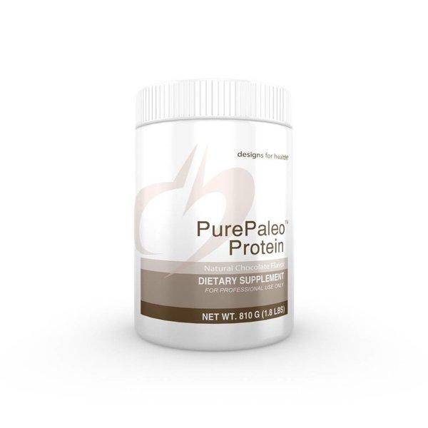 PurePaleo Bone Broth Protein - Chocolate  1.8lbs