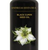 Andreas Seed Oils Black Cumin Seed Oil- 7 fl. oz