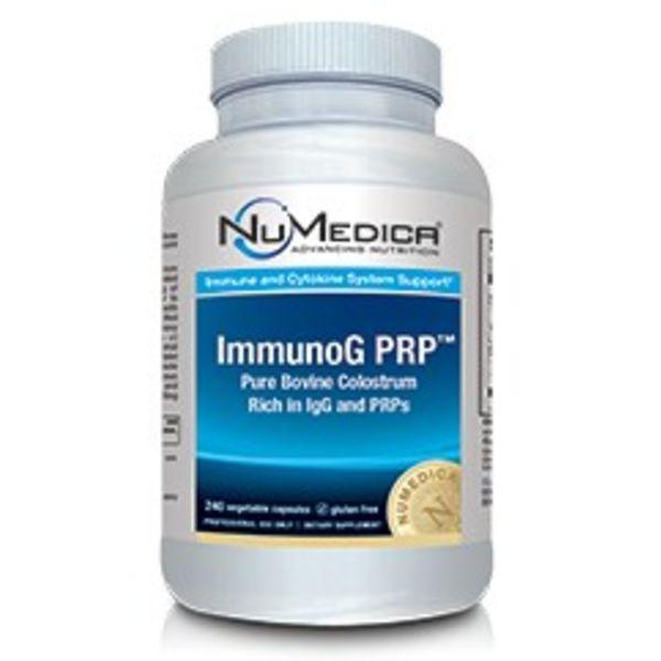 Immuno G PRP Capsules - 240 caps