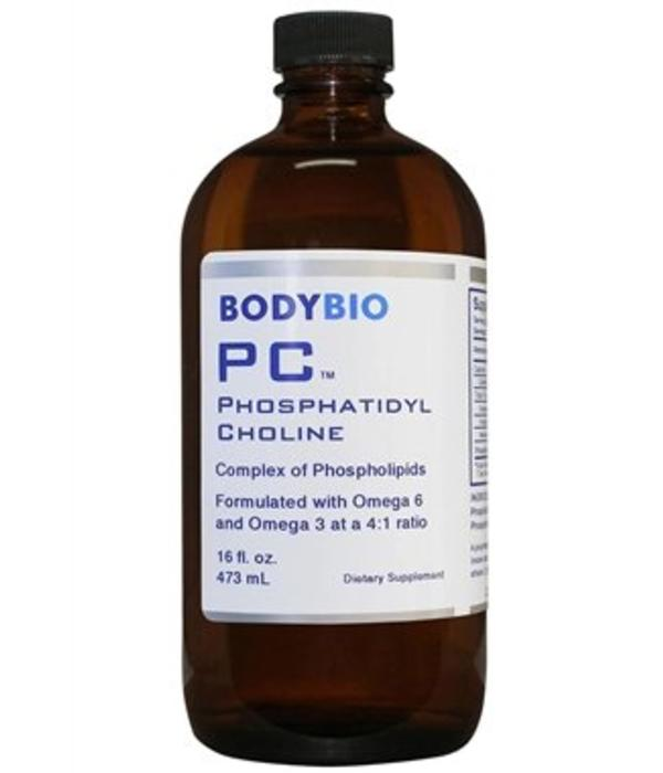 BodyBio PC - Phosphatidylcholine