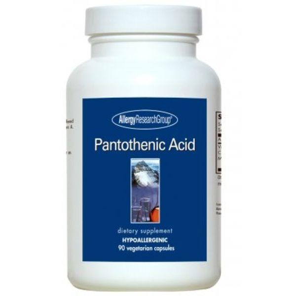 Pantothenic Acid - 90 vegicaps
