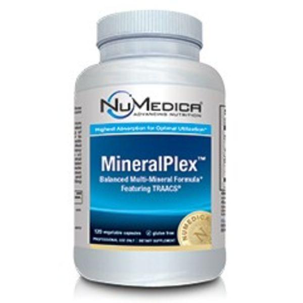 MineralPlex 120 caps