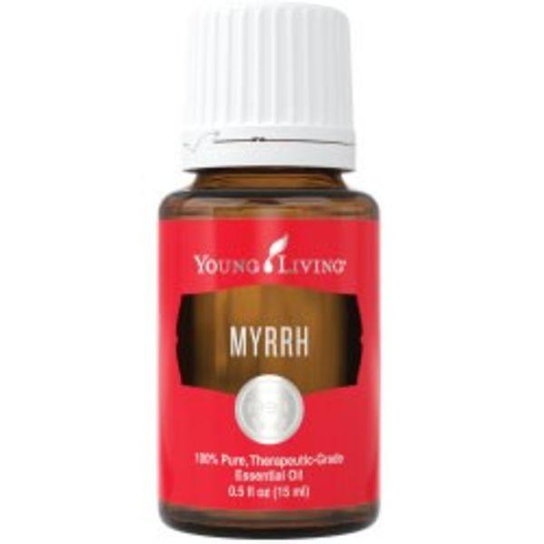 Myrrh Essential Oil - 15ml Young Living