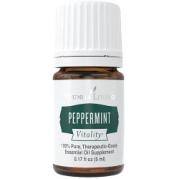 Peppermint Vitality Essential Oil - 5ml Young Living