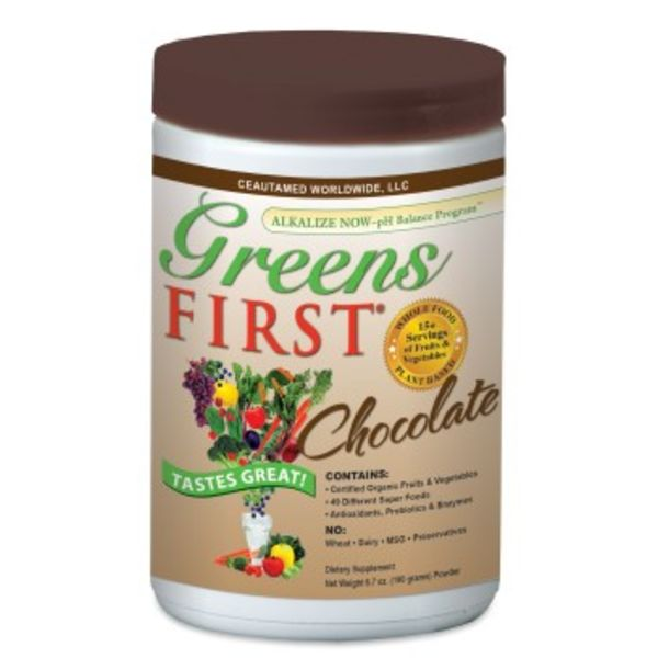 Greens First Pro - Chocolate Flavor