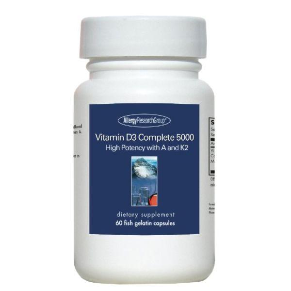 D3 with MK7, Vitamin A & E