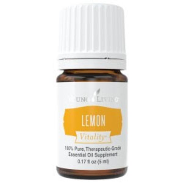 Lemon Vitality Essential Oil - 5ml Young Living