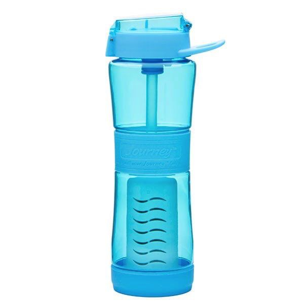 Sagan SAGAN JOURNEY WATTER BOTLE W/ FILTER SKY BLUE