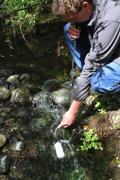Sagan SAGAN XSTREAM STRAW WATER FILTER