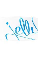 "Jelly Skateboards Jelly Man O' War 34"" Longboard Aqua"