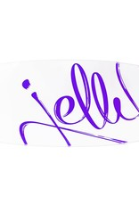 "Jelly Skateboards Jelly Man O' War 34"" Longboard Grape"