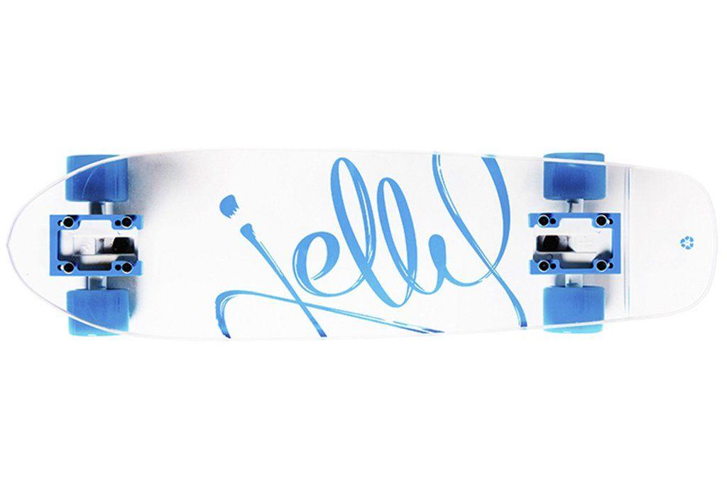 "Jelly Skateboards Jelly Kingslayer 26"" Shortboard Aqua"