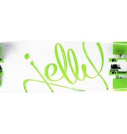 """Jelly Skateboards Jelly Kingslayer 26"""" Shortboard Lime"""