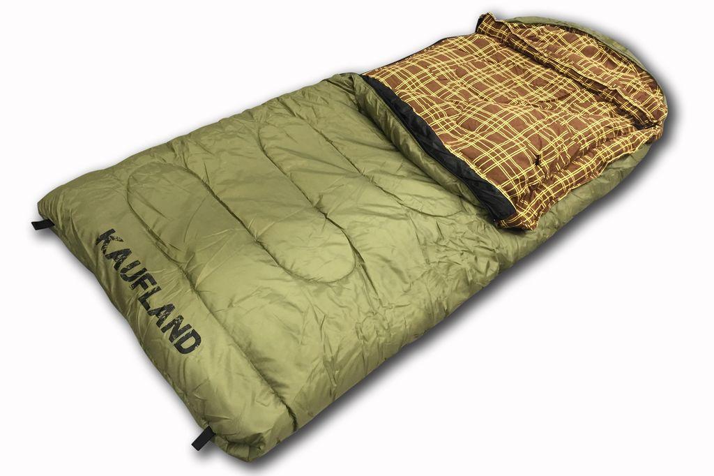 Kaufland Kaufland 0 Degree Ripstop Oversized Sleeping Bag