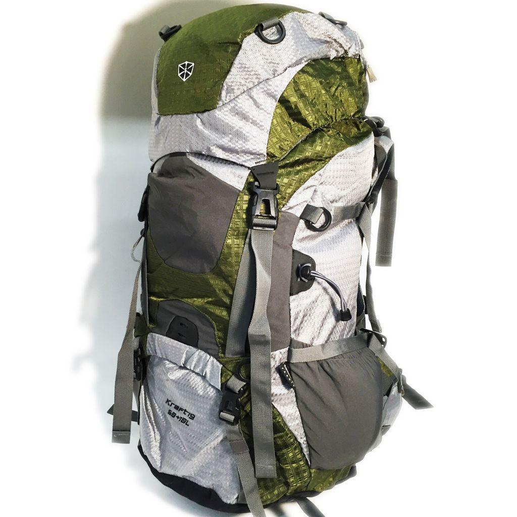 WayNorth Grat Kraft19 50+10L Cordura Hiking Pack
