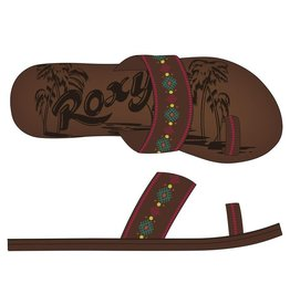 Roxy CAMEROON J SANDAL BROWN