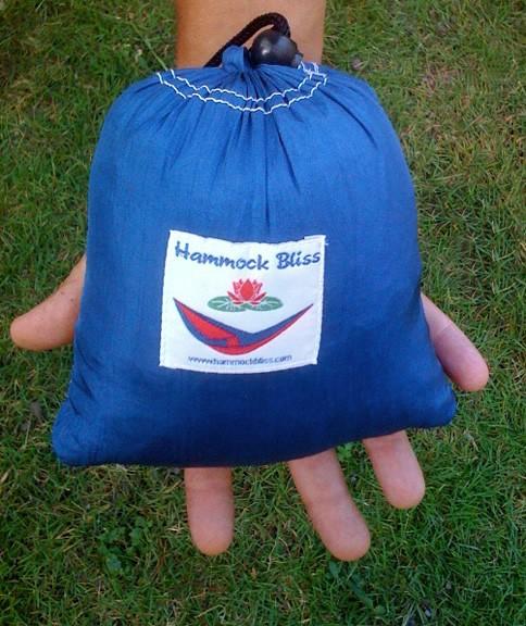 Hammock Bliss Hammock Bliss Ultralight Blue