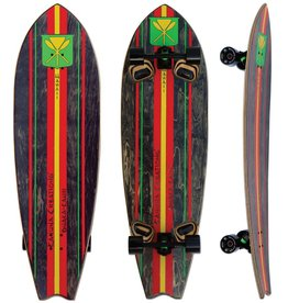 Kahuna Creations Kahuna Creations Shaka Kahili Land Paddle Board 46