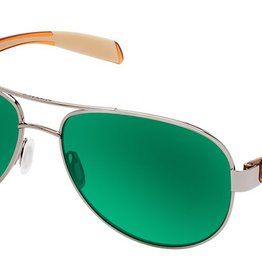 Native Eyewear Native Patroller Chrome/Crystal Brown Green Reflex
