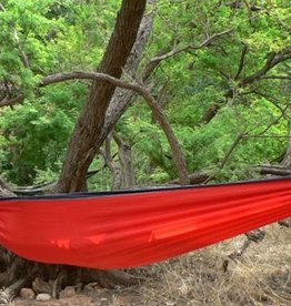 Hammock Bliss Hammock Bliss Single Navy/Red
