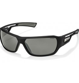 Polaroid POLAROID 7401A BLACK POLARIZED GREY/SILVER MIRROR