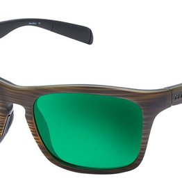 Native Eyewear Native Penrose Wood Green Reflex (Brown)