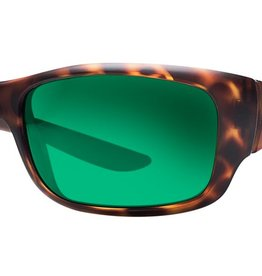 Native Eyewear Native Kannah Desert Tort Green Reflex (Brown)