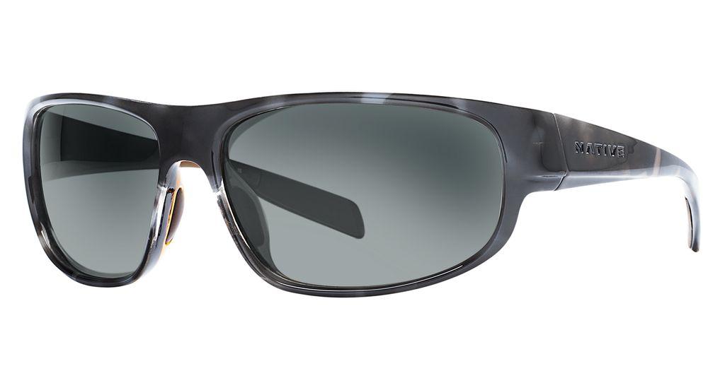 Native Eyewear Native Crestone Obsidian Gray