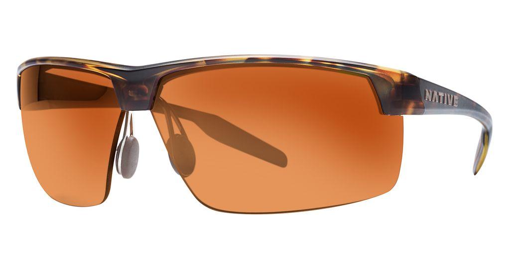Native Eyewear Native Hardtop Ultra XP Desert Tort Brown