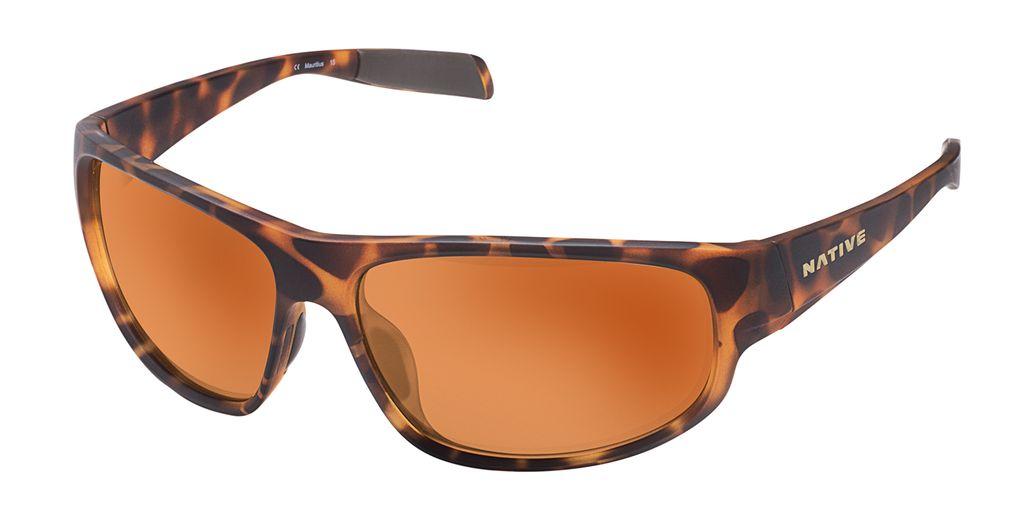 Native Eyewear Native Crestone Desert Tort Brown