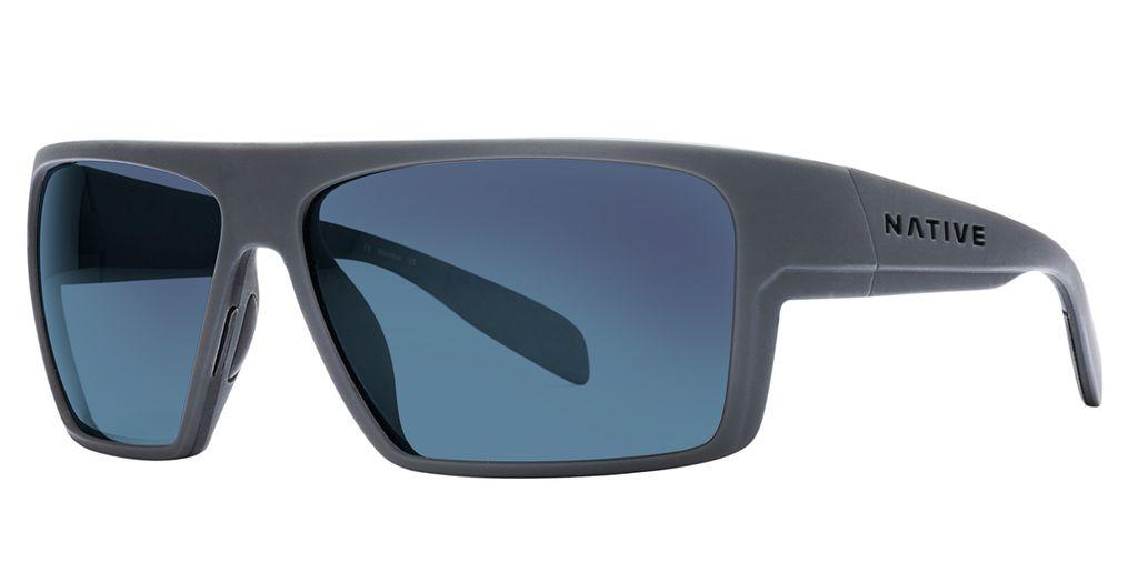 Native Eyewear Native Eldo Granite Blue Reflex