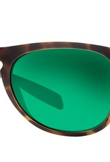 Native Eyewear Native Sanitas Desert Tort Green Reflex (Brown)