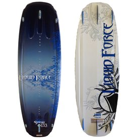 Liquid Force Liquid Force Synergy 133 Wakeboard