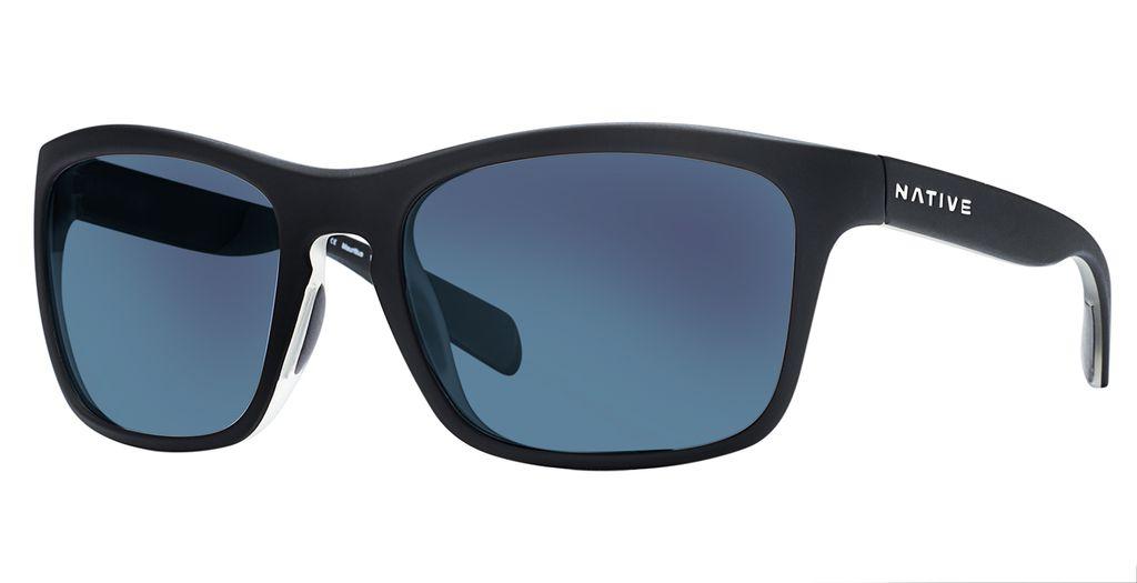 Native Eyewear Native Penrose Asphalt Blue Reflex (Gray)